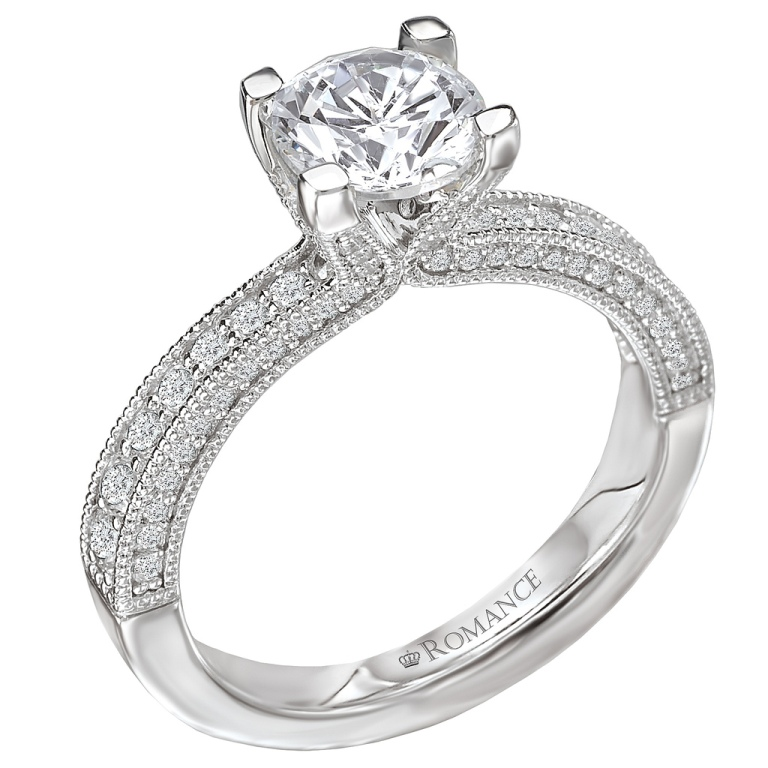 6686627571_c66c22aaa0_b 35 Fascinating & Stunning Round Solitaire Engagement Rings