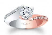 Photo of Top 70 Dazzling & Breathtaking Rose Gold Engagement Rings
