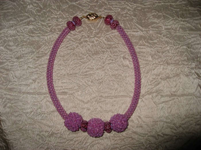 8171.le-francine-003 65 Fabulous & Stunning Handmade Beaded Gemstone Jewelries