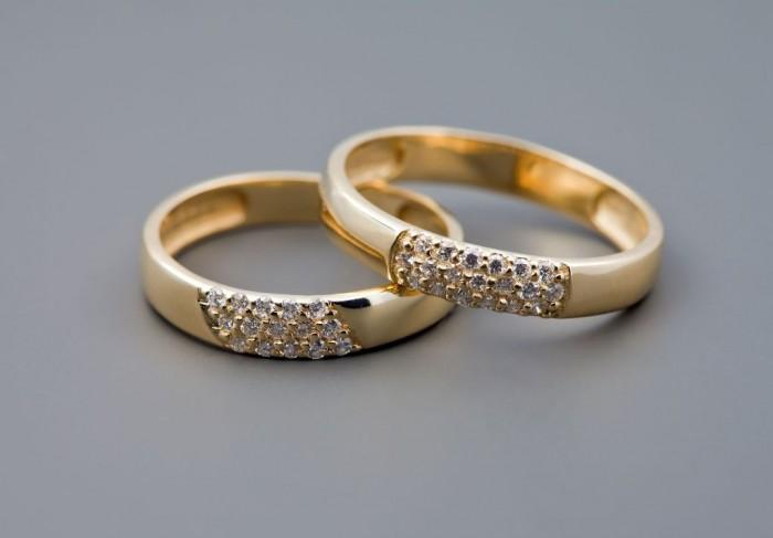 8756060_l Top 60 Stunning & Marvelous Rose Gold Wedding Bands