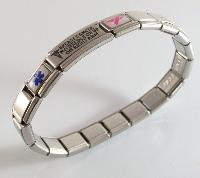 91ZFgQ-BgkL._SL1500_ 25 Amazing & Catchy Italian Link Charm Bracelets