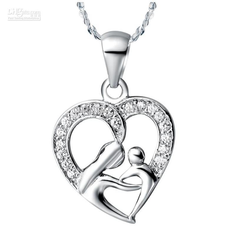 925-sterling-silver-diamonds-unique-high 50 Unique Diamond Necklaces & Pendants