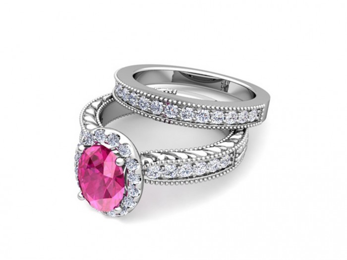 942850433_640 35 Dazzling & Catchy Bridal Wedding Ring Sets