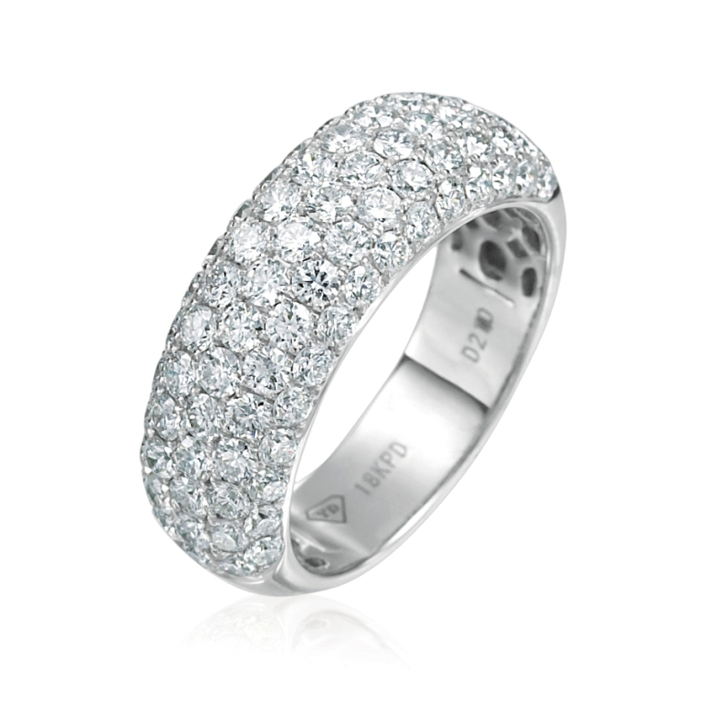 AH-70991 60 Breathtaking & Marvelous Diamond Wedding bands for Him & Her