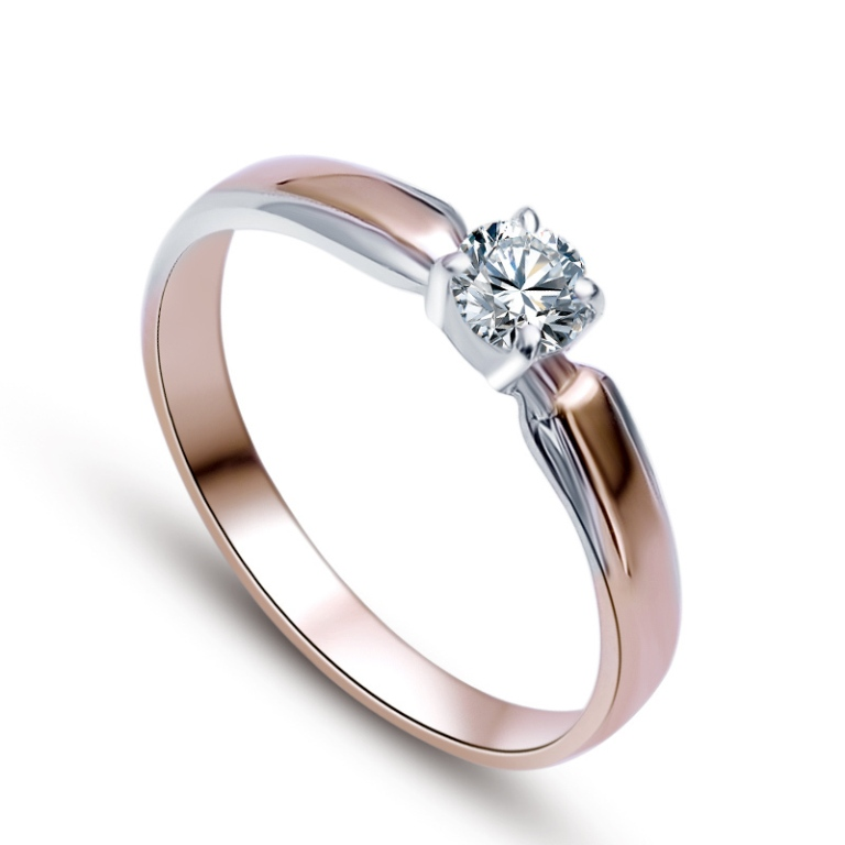 Ai-font-b-her-b-font-silver-925-silver-font-b-rings-b-font-female-rose Top 70 Dazzling & Breathtaking Rose Gold Engagement Rings