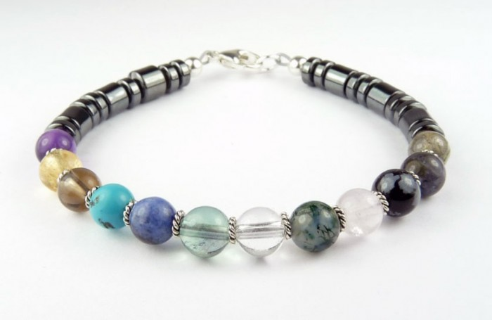 B12010a-mens-recovery-bracelets 40 Elegant & Catchy Handmade Men's Jewelry