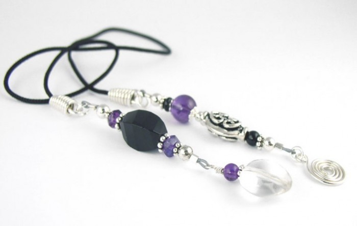 BMK12001-Sobriety-Bookmark 65 Fabulous & Stunning Handmade Beaded Gemstone Jewelries