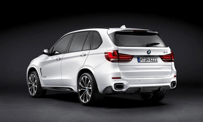 BMW-releases-M-Performance-accessories-for-2014-X5 2014 BMW Cars for More Luxury to Enjoy Driving on the Road