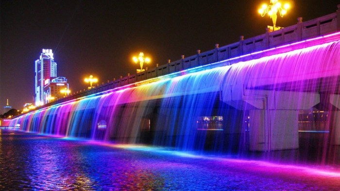 Banpo-Bridge-Beautiful Have You Ever Seen Breathtaking & Weird Bridges Like These Before?