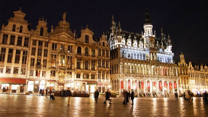 Belgium-Brussels-Museum Top 10 Best Countries to Visit in Europe 2019