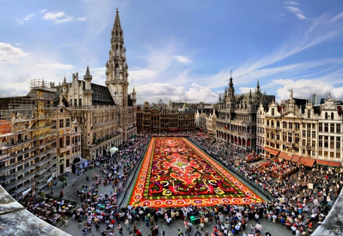 Belgium Top 10 Best Countries to Visit in the World 2017