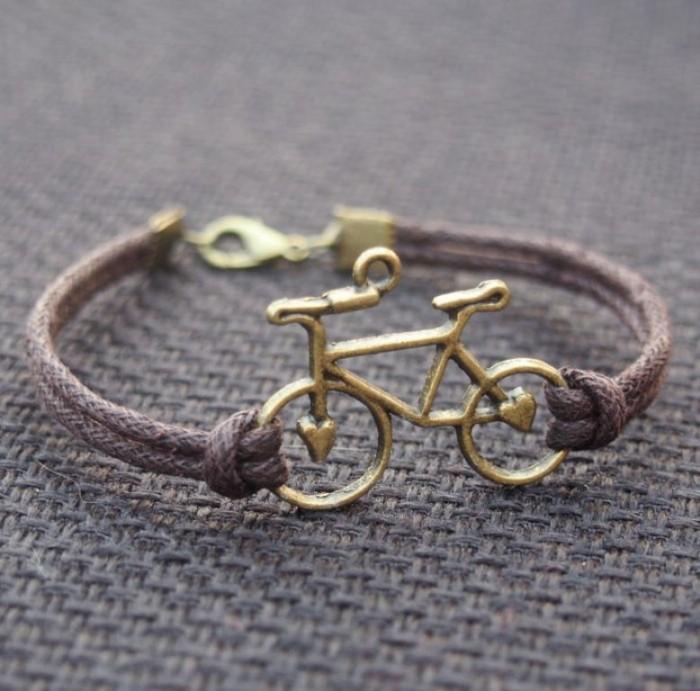 Bike-bracelet-for-men-for-boy-friend-for-father 40 Elegant & Catchy Handmade Men's Jewelry
