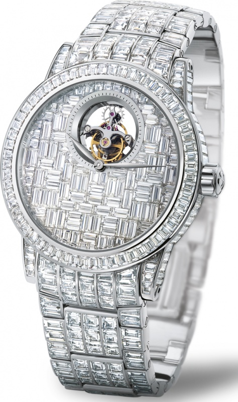 Blancpain-Specialites-Tourbillon-Diamants-2926-5222-92S 65 Most Expensive Diamond Watches in the World