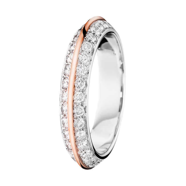 Boucheron_eternelle_grace 40 Unique & Unusual Wedding Rings for Him & Her