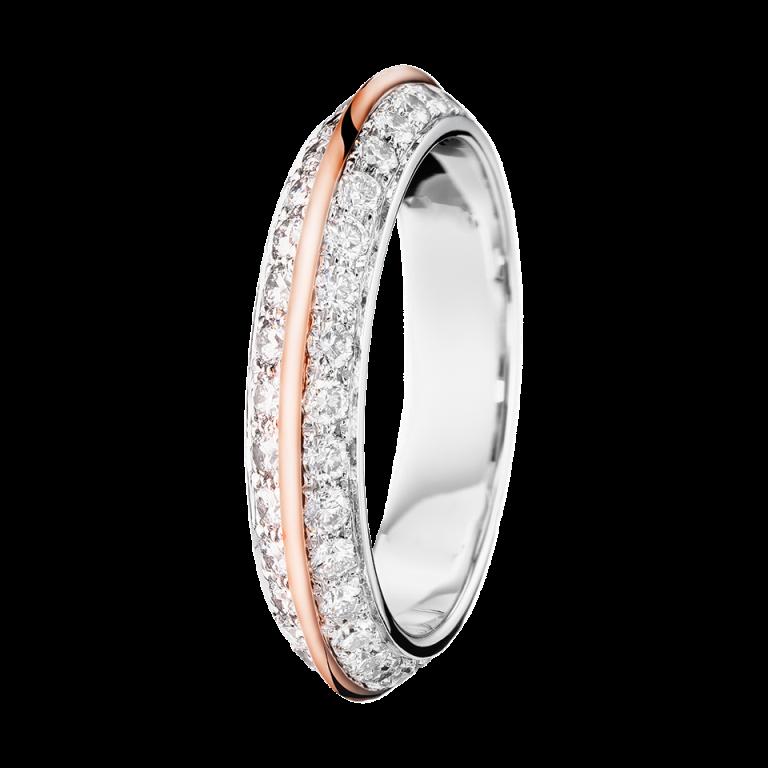 Boucheron_eternelle_grace 40 Unique & Unusual Wedding Rings for Him & Her