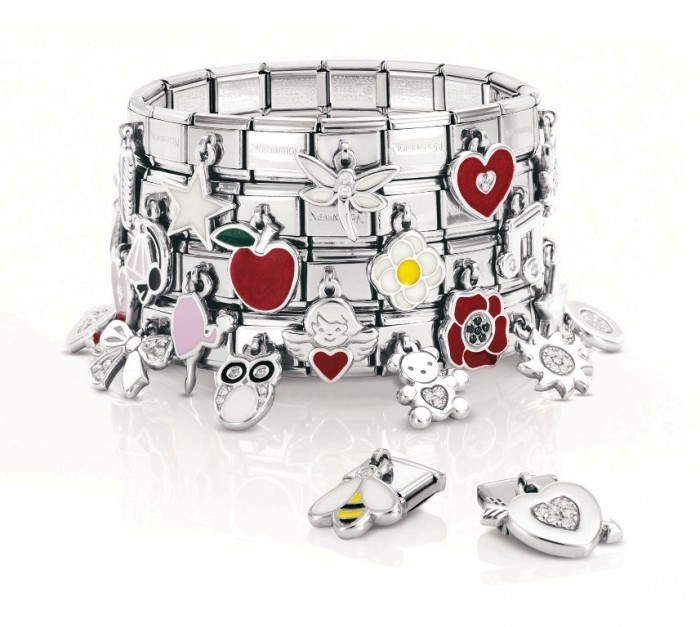 COMPOSABLE_CHARMS_new 25 Amazing & Catchy Italian Link Charm Bracelets