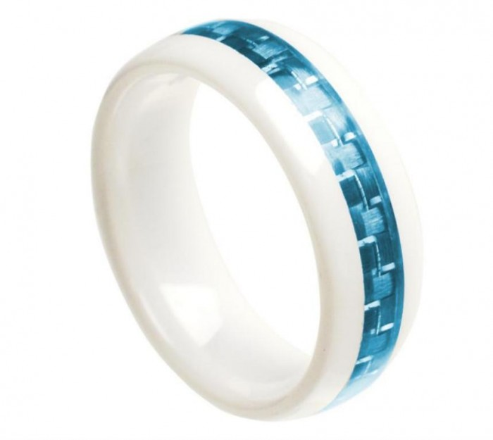 CR3138mm 60 Unbelievable Ceramic Wedding Bands for Him & Her