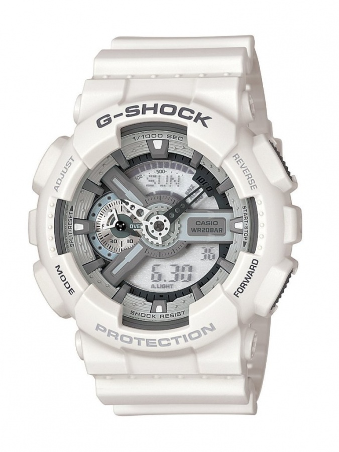 CasioMensGShockLargeWhiteWatch_zpsa67a47da The Best 40 Sport Watches for Men
