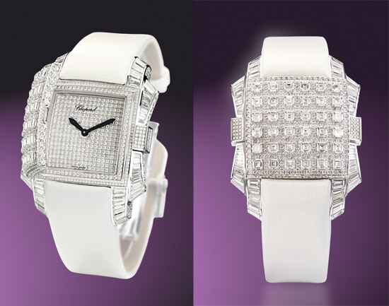 Chopard-Secret 65 Most Expensive Diamond Watches in the World