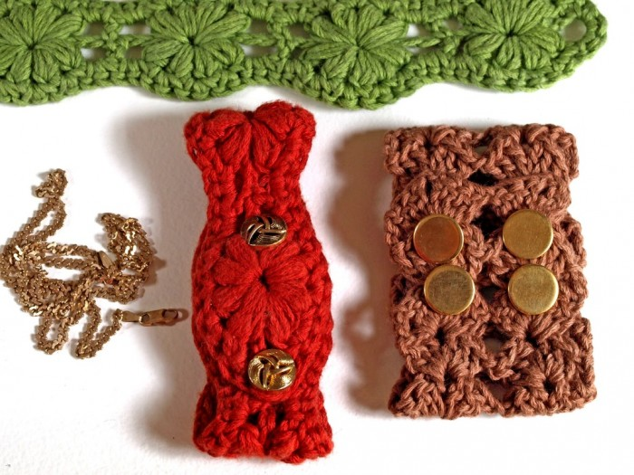 Crochet-Cuffs-b-2010-12-21-0021 Show Your Endless Love to Your Lover with These Unique Cuffs & Bracelets of Love