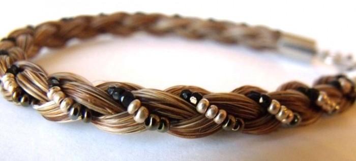DSCF1388 45 Elegant & Breathtaking Horse Hair Bracelets