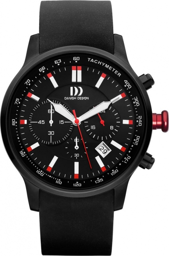 DanishDesignsIQ14Q996soldier Best 35 Military Watches for Men