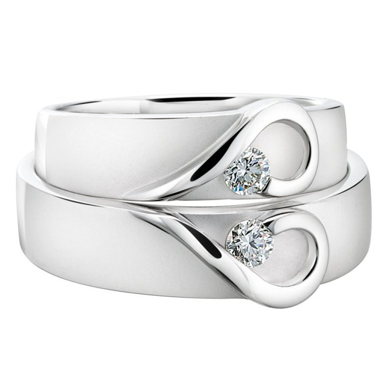 Designing-Your-Own-Wedding-Ring-The-Wedding-Jewelry 60 Breathtaking & Marvelous Diamond Wedding bands for Him & Her