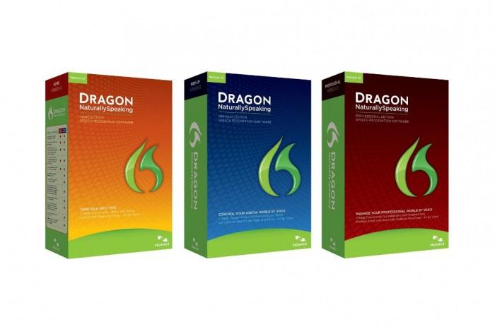 Dragon-NaturallySpeaking-12-Lineup Top 10 Business Software Programs