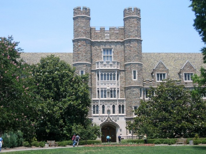 Duke-University-MedicalCenter Top 10 Government & Private Medical Colleges in USA