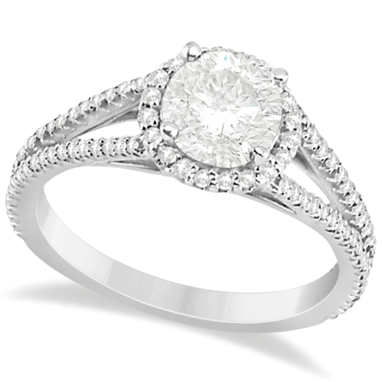 ENR9194-1-MO-PM 35 Fabulous Antique Palladium Engagement Rings