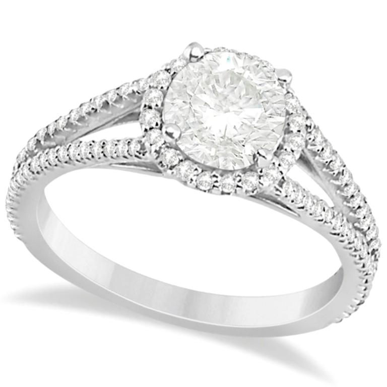 ENR9194-1-MO-PM 35 Fabulous Antique Palladium Engagement Rings