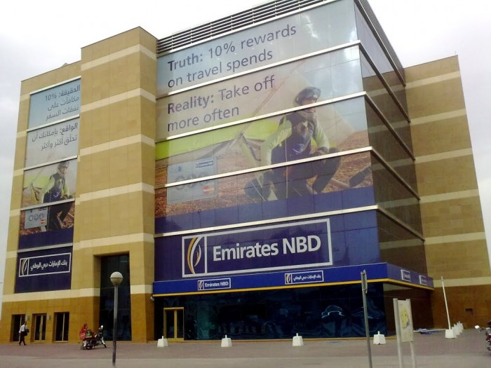 Emirates-NBD Top 10 Best Companies to Work for in UAE