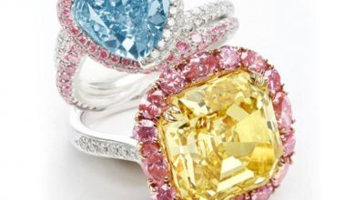 Photo of 60 Magnificent & Breathtaking Colored Stone Engagement Rings