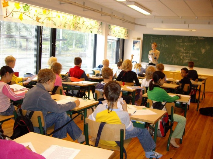 Finland-finlandia Top 10 Best Countries for Education