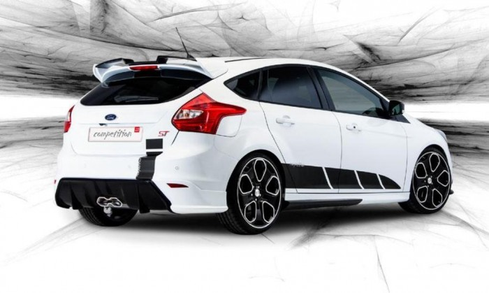 Ford-Focus-ST-by-MS-Design 2014 Ford Focus Is Available in 7 Catchy & Fuel-Efficient Models at Competitive Prices