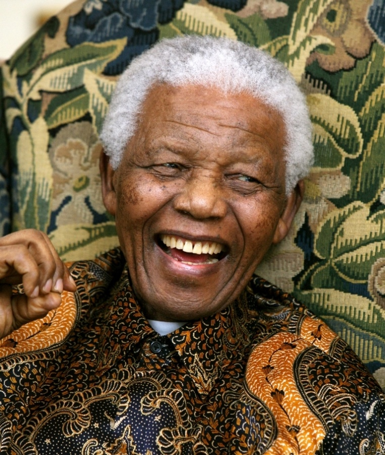 """Former-South-African-President-Nelson-Mandela The Anti-apartheid Icon """" Nelson Mandela """" Who Restored His People's Pride"""