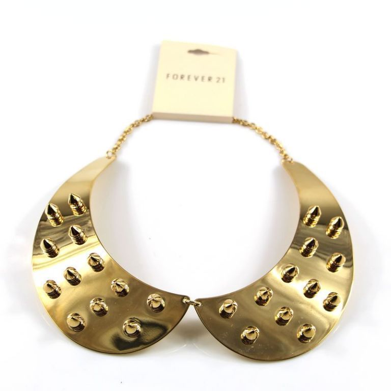 Free-shipping-min-order-10-new-arrive-fashion-accessories-b38-luxury-punk-font-b-unusual-b 30 Non-traditional & Unusual Gold Necklaces