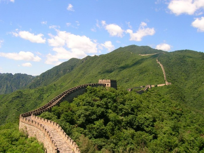 Great_Wall_of_China_July_2006 Top 10 Richest Governments in the World