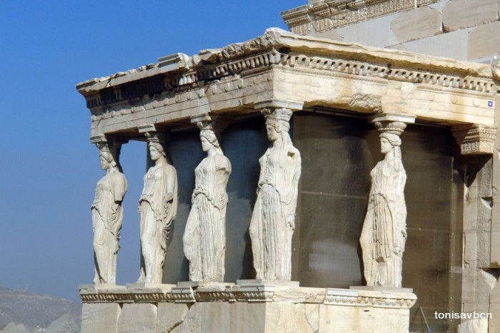Greece-Las-Cariatides1 Top 10 Best Countries to Visit in Europe 2020