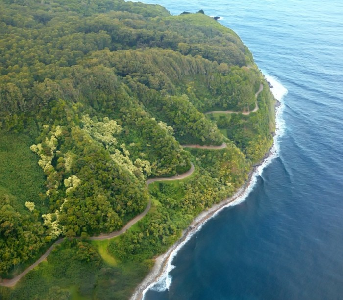 Hana-Highway11 55 Most Fascinating & Weird Roads Like These Before?