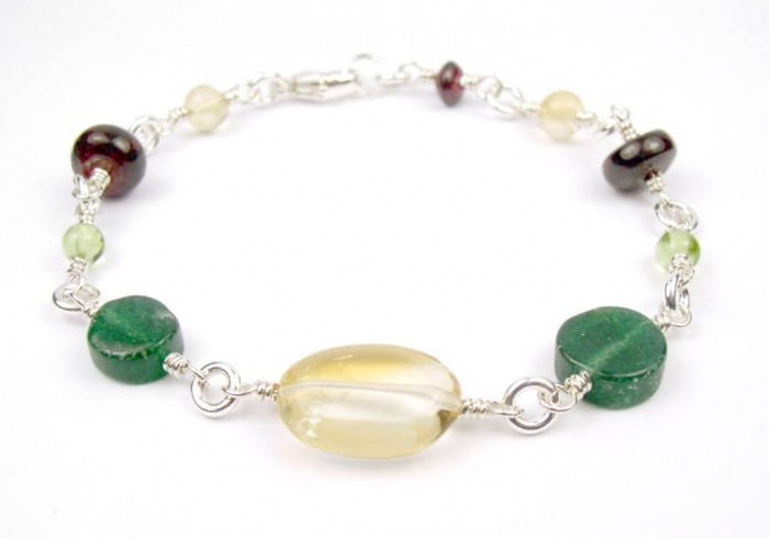 Handmade-Gemstone-Summer-2013-Crystal-Jewellery-Collections 65 Fabulous & Stunning Handmade Beaded Gemstone Jewelries