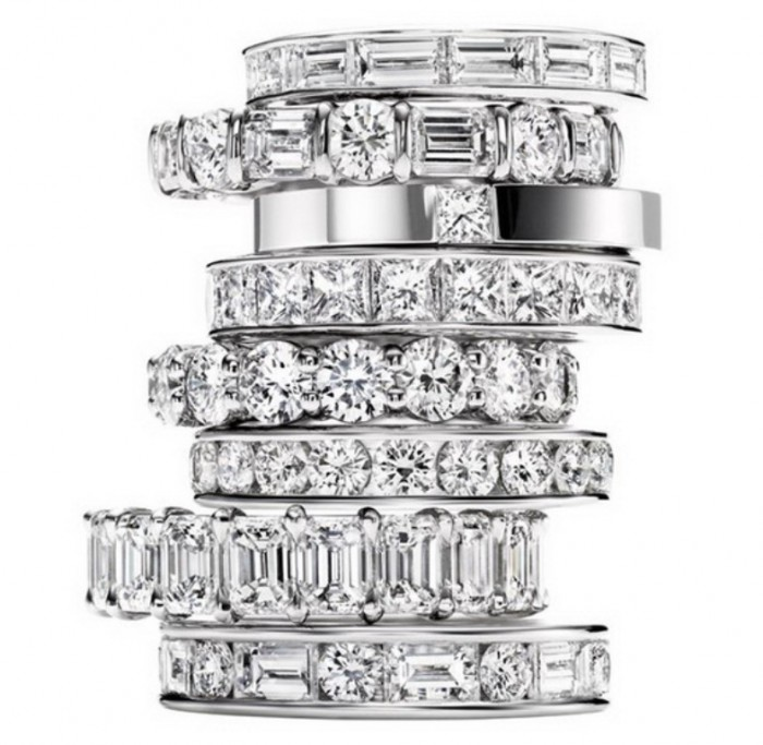 Harry-Winston-Diamond-Wedding-Bands-for-Women_2 60 Breathtaking & Marvelous Diamond Wedding bands for Him & Her