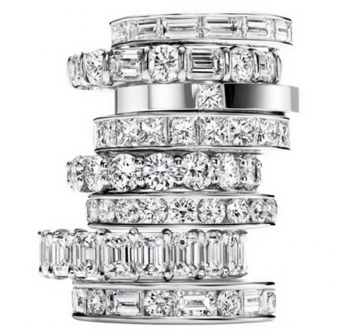 Harry-Winston-Diamond-Wedding-Bands-for-Women_2 60 Breathtaking & Marvelous Diamond Wedding bands for Him & Her
