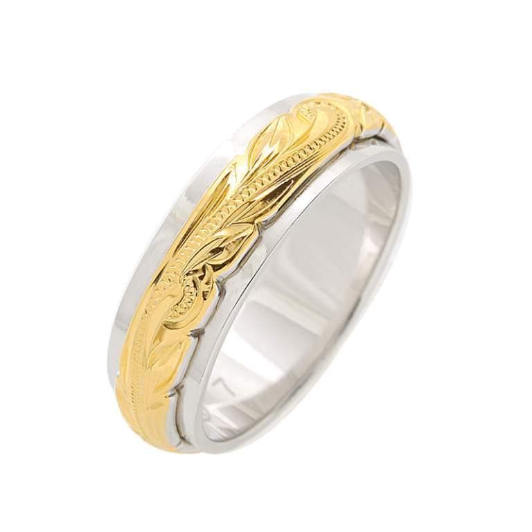 Hawaiian-Wedding-Ring Top 40 Gorgeous Hawaiian Wedding Rings and Bands