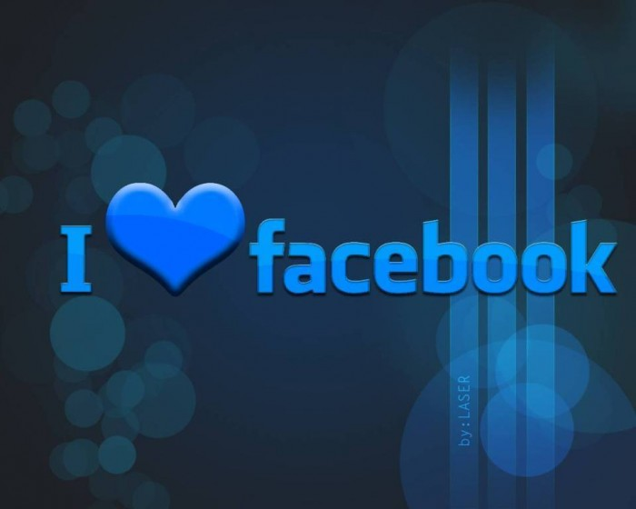 I-love-Facebook-Wallpaper-Facebook-desktop-wallpaper Top 10 Facebook Tips that May Be Unknown to You