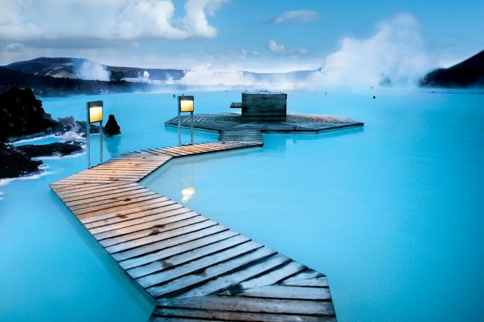 Iceland-blue-lagoon-reykjavik Top 10 Best Quality of Life Countries