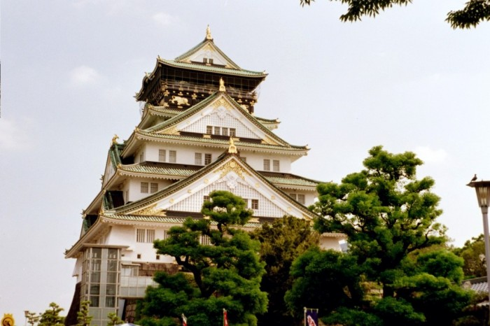 JapanOsakaCastle2 Top 25 Most Democratic Countries in the World