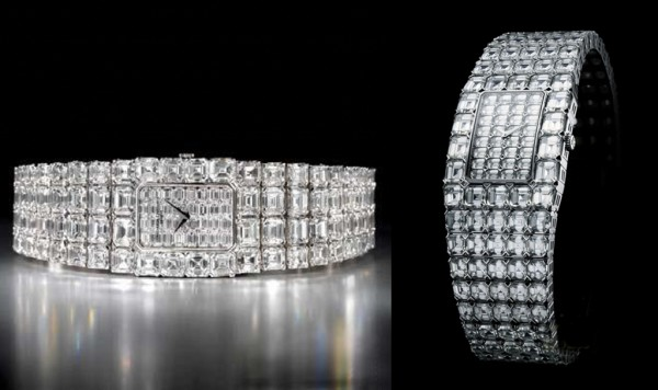 Kallista 65 Most Expensive Diamond Watches in the World