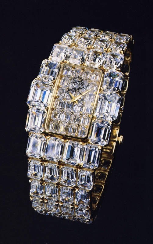 Kallista1 65 Most Expensive Diamond Watches in the World