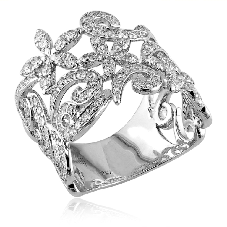 LDR1168 60 Breathtaking & Marvelous Diamond Wedding bands for Him & Her